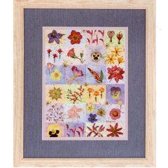 3100 2367 Floral Quilt