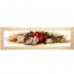 3100 2749 Jack Roses & Lilacs – by Paul de Longpre