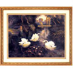 3100 3866 Swan Lake – by S.C.Morley