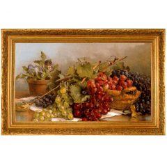 3100 3966 A Grape Still Life