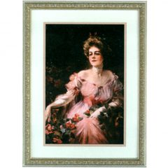 3100 3998 Lady in Pink – by Philip Boileau