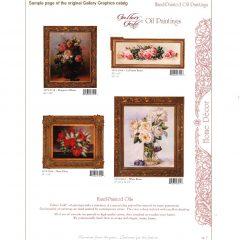 3378 2902 Oil Painting in Ornate Frame