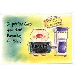 K009 The Beauty in You