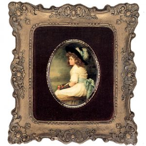 3341 0225 Victorian Framed Print