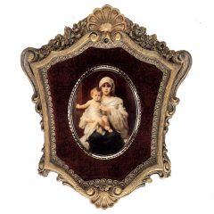 3341 0226 Victorian Framed Print