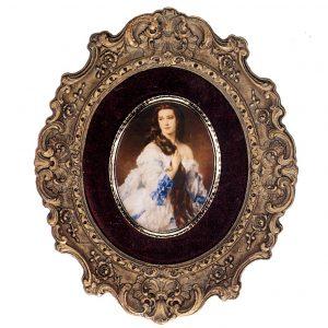 3341 0227 Victorian Framed Print