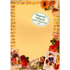 6401 0021 Magnetic Notepad