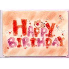 K180 Happy Birthday
