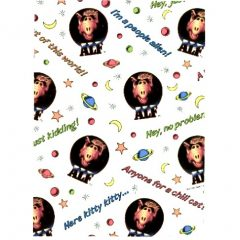 Wrap 09 Alf Wrapping Paper